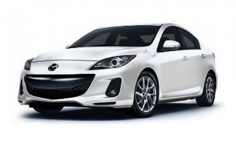 Mazda 3 2013 год